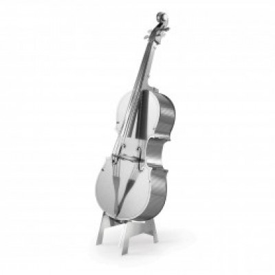 Bass Fiddle, Metal Earth