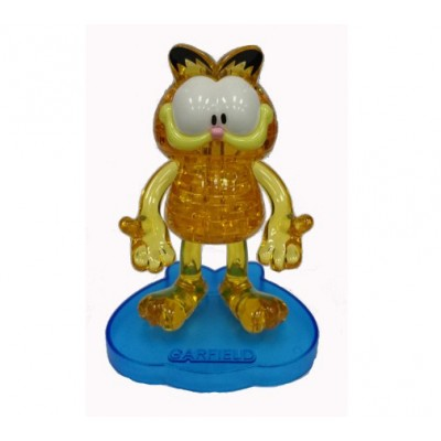 3D Crystal Puzzle Garfield