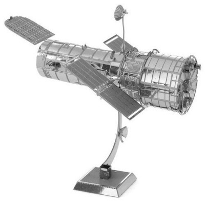 Hubble Telescope, Metal Earth