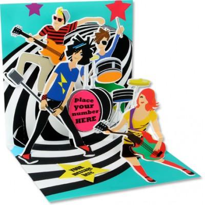 Κάρτα 3D:Rock Band