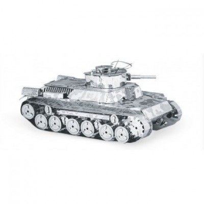 Chi-Ha Tank, Metal Earth