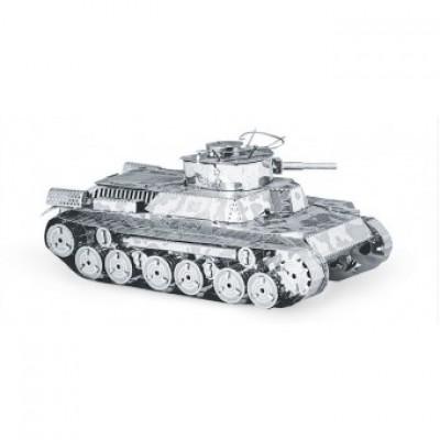 Chi-Ha Tank, Metal Earth