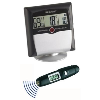Ψηφιακό Θερμόμετρο - Υγρόμετρο