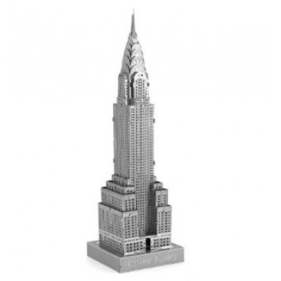 Chrysler Building, Metal Earth