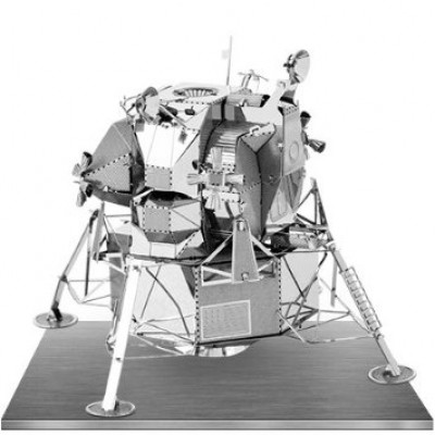 Apollo Lunar Module, Metal Earth