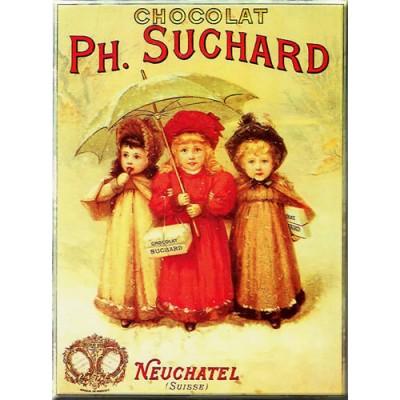Μεταλλική αφίσα - Ph. cuchard