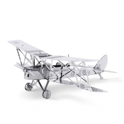 DH82 Tiger Moth, Metal Earth