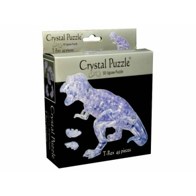 3D Crystal Puzzle Τυραννόσαυρος