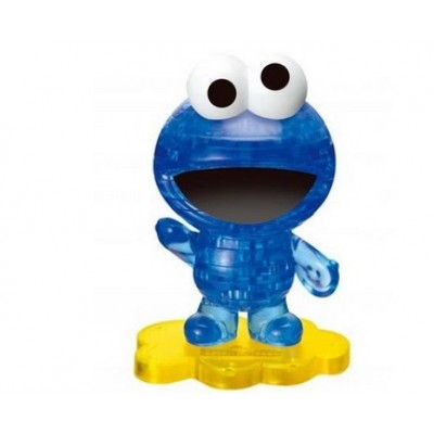 3D Crystal Puzzle Cookie Monster