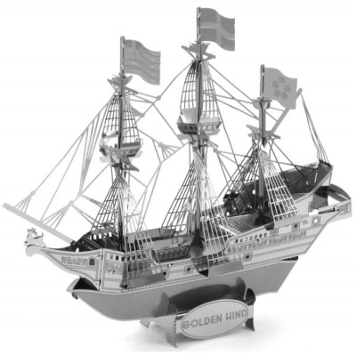 Golden Hind, Metal Earth