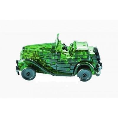 3D Crystal Puzzle Αυτοκίνητο Πράσινο