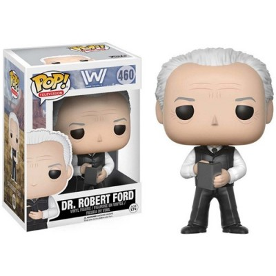 Pop! TV Westwood Dr. Robert Ford #460, Funko