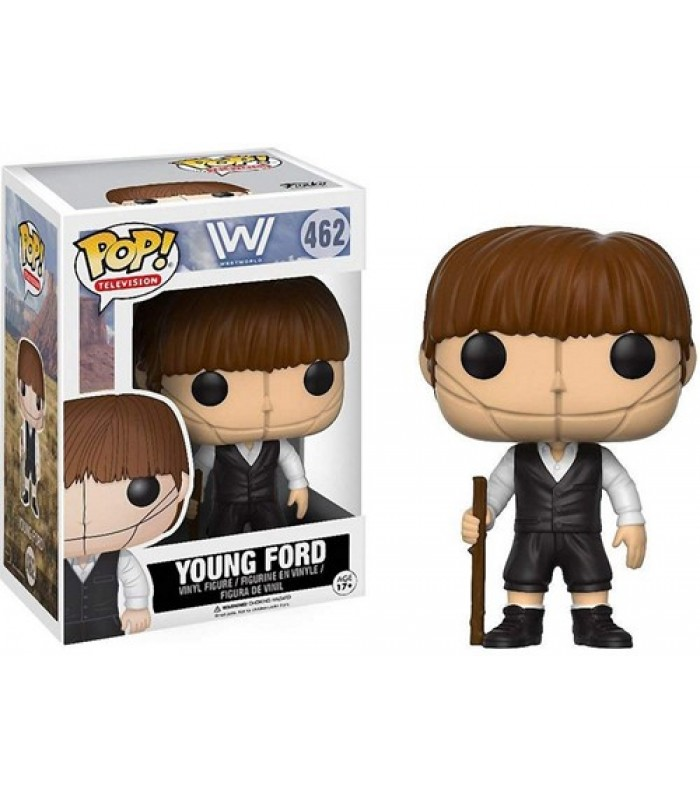 Pop! Westworld Young Dr. Ford #462