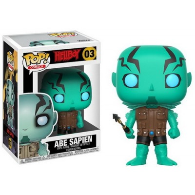 Pop! Comics Hellboy Abe Sapien #03, Funko