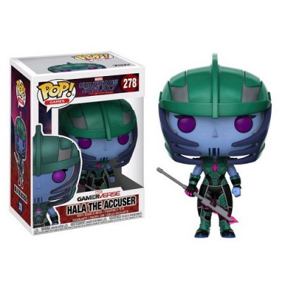 Pop! Marvel Guardians of the Galaxy Hala the Accuser #278, Funko