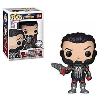 Pop! Games: Marvel Punisher 2099 #303