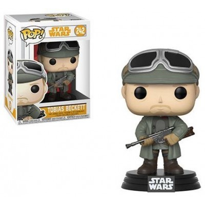 Pop! Star Wars Tobias Beckett with Goggles #242