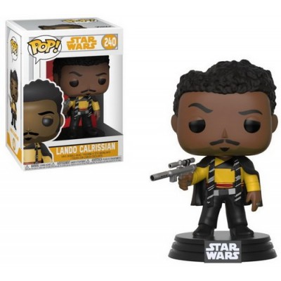 Pop! Star Wars Lando Calrissian #240, Funko