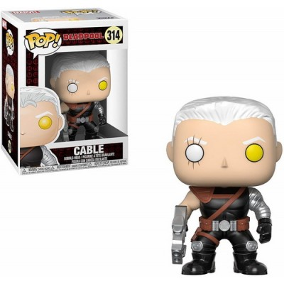 Pop! Marvel Deadpool Parody Cable #314, Funko