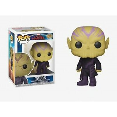 Pop! Marvel: Captain Marvel - Talos #431, Funko