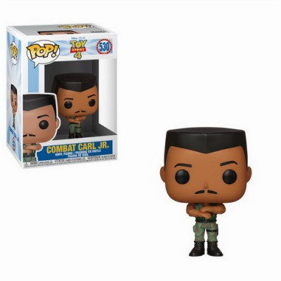 Pop! Disney: Toy Story 4 - Combat  Carl Jr. #530, Funko