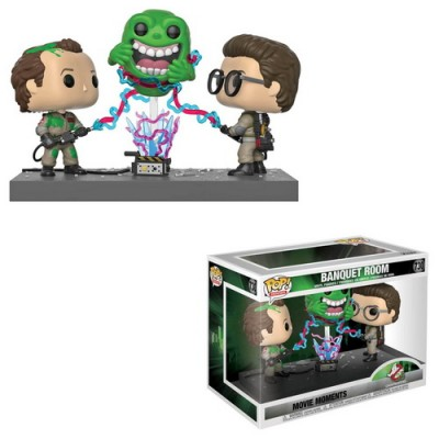 Pop! Ghostbusters: Movie Moments - Banquet Room #730, Funko
