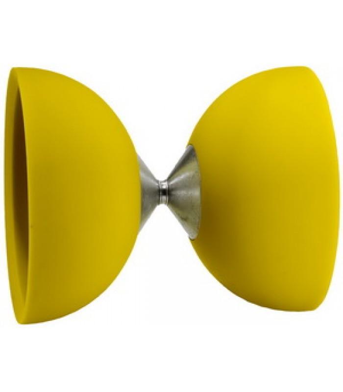 Rubber Diabolo Κίτρινο