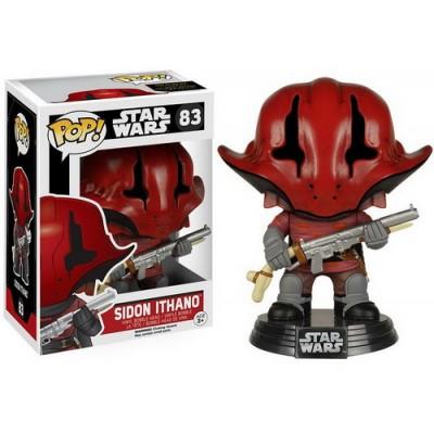 Pop! Star Wars Sidon Ithano #83, Funko