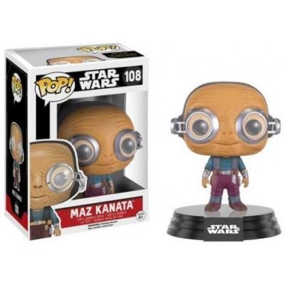 Pop! Star Wars EP7 Maz Kanata #108, Funko