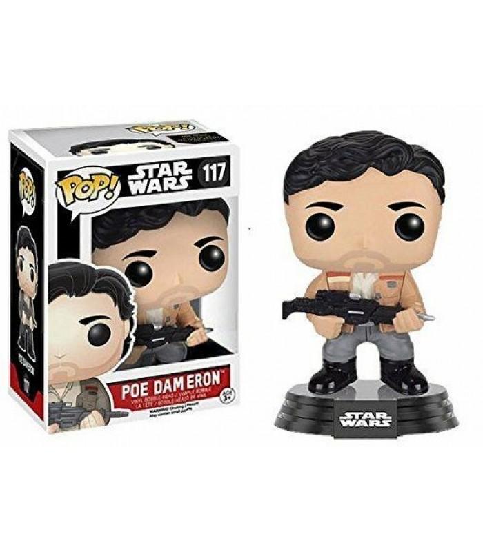 Pop! Star Wars Poe Dameron #117
