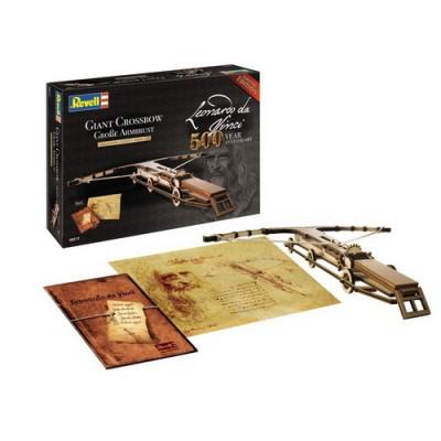Giant Crossbow Leonardo Da Vinci, Revell