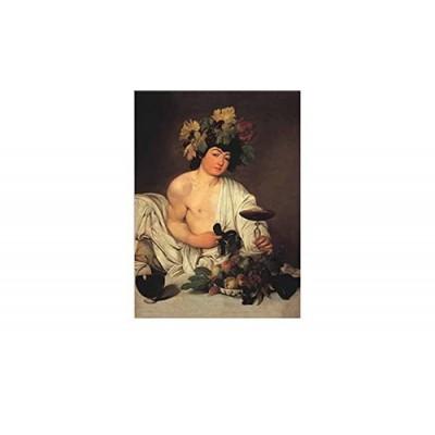 Bacco, Caravaggio, 1000 κομμάτια, Ricordi