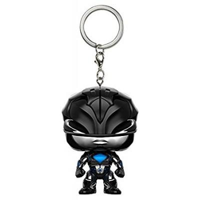 Μπρελόκ Black Ranger, Power Rangers, Funko