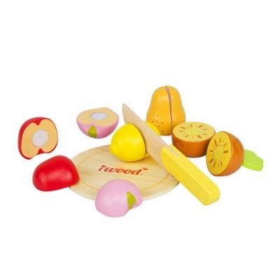 Ξύλινα Φρούτα Κοπής