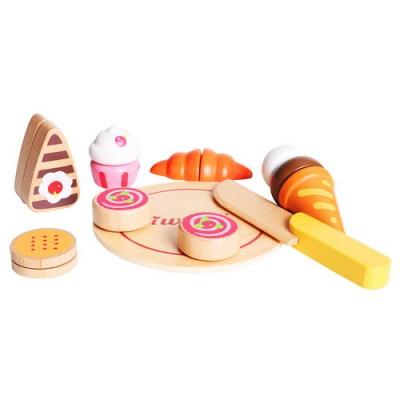 Ξύλινα Γλυκά Κοπής