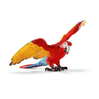 Παπαγάλος Κόκκινος