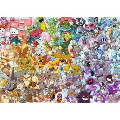 Pokemon, 1000 κομμάτια, Ravensburger