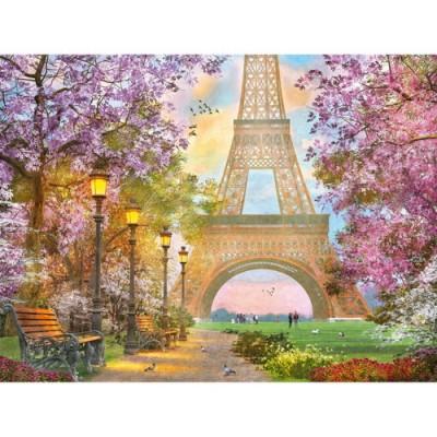Paris Romance, 1500 κομμάτια, Ravensburger