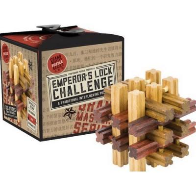 Emperor's Lock Challenge