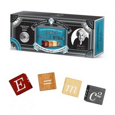Einstein's Puzzle Cubes