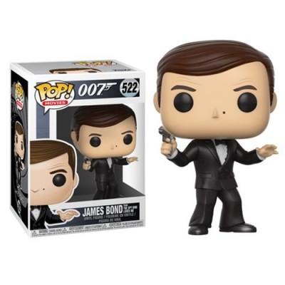 Pop! Movies James Bond Roger Moore #522