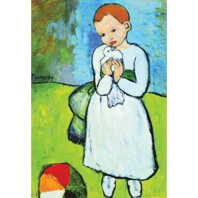 L' Enfant Au Pigeon, Picasso, 1000 κομμάτια, Ricordi