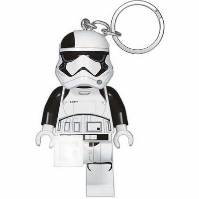 Μπρελόκ First Order Stormtrooper Executioner, Star Wars με Φως, Lego