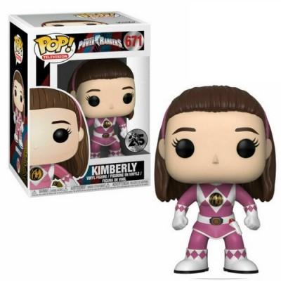 Pop! Power Rangers Kimberly #671, Funko