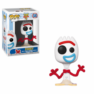 Pop! Toy Story 4 Forky #528, Funko
