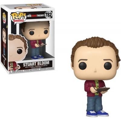 Pop! The Big Bang Theory Stuart serie 2 #782, Funko
