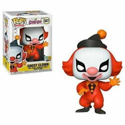 Pop! Scooby-Doo Ghost Clown #39953, Funko