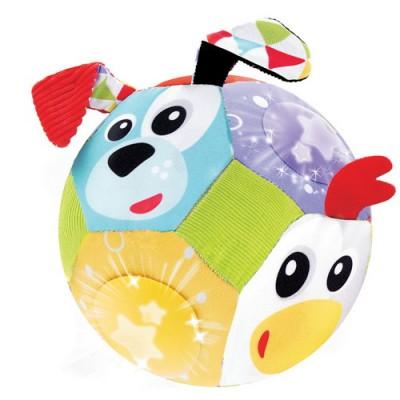 Μπάλα Ζωάκια με Φως και Ήχο, Yookidoo