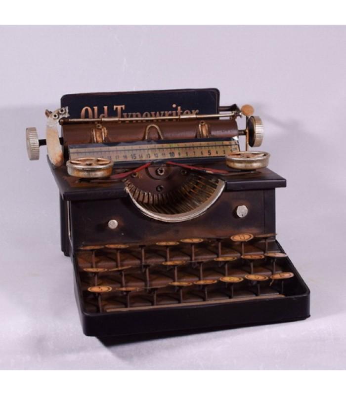 Γραφομηχανή Αντίκα - Κουμπαράς