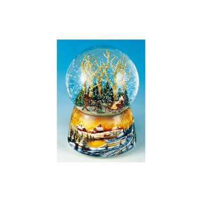Χιονόμπαλα Sleigh Ride